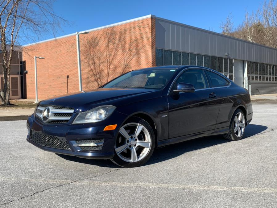 Used 2012 Mercedes-Benz C-Class in Waterbury, Connecticut | Platinum Auto Care. Waterbury, Connecticut