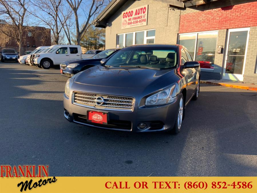 Used 2010 Nissan Maxima in Hartford, Connecticut | Franklin Motors Auto Sales LLC. Hartford, Connecticut