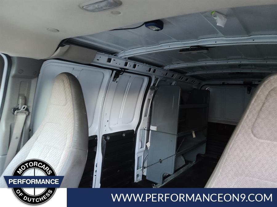 "Used Chevrolet Express Cargo Van RWD 3500 135"" 2017 | Performance Motorcars Inc. Wappingers Falls, New York"
