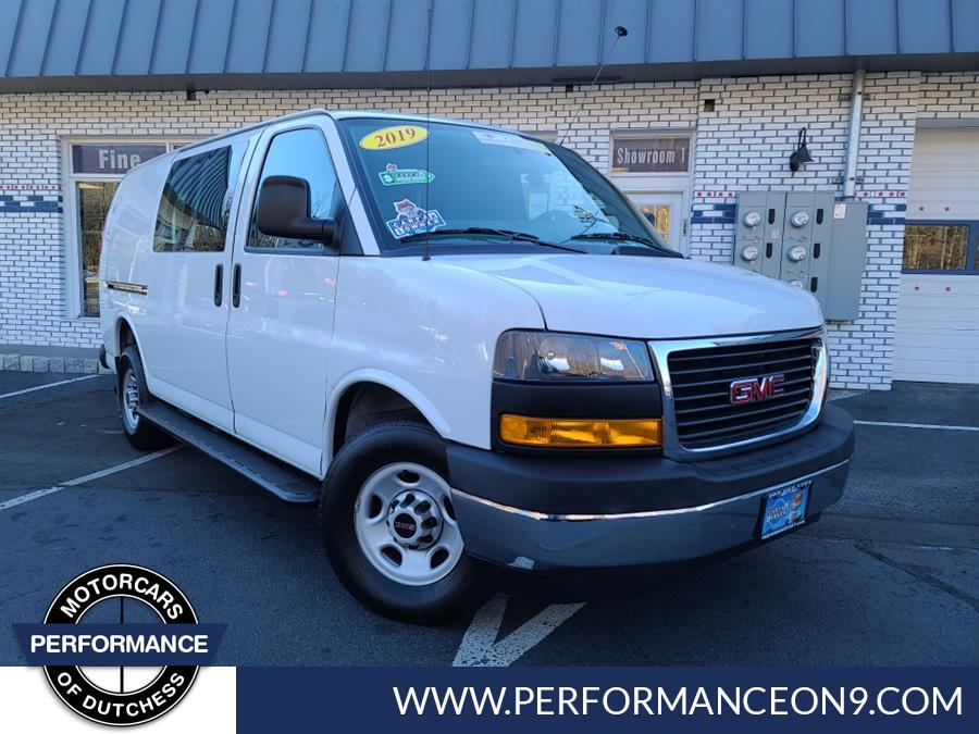 Used 2019 GMC Savana Cargo Van in Wappingers Falls, New York | Performance Motorcars Inc. Wappingers Falls, New York