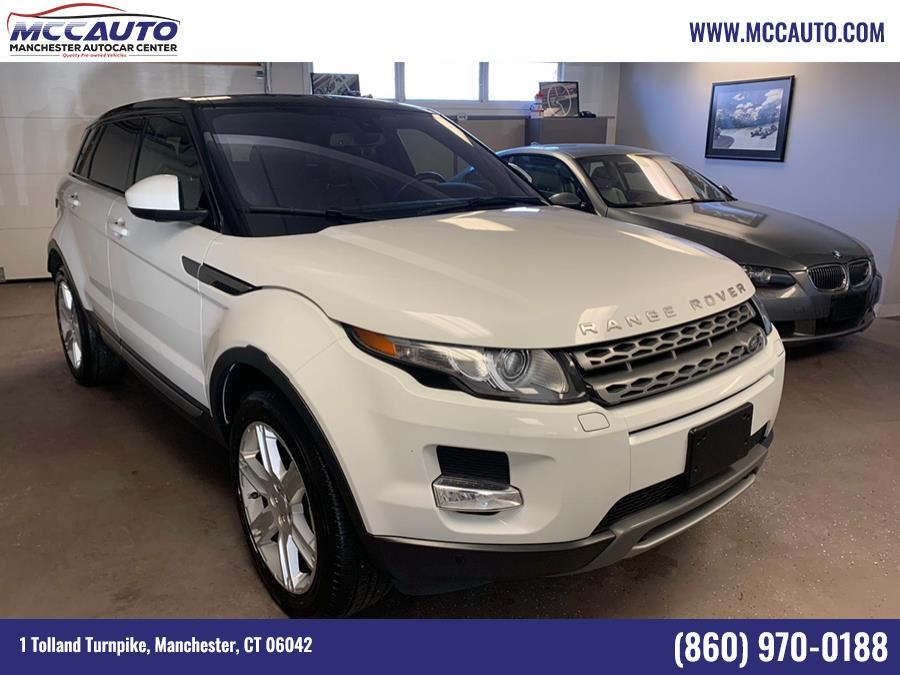 Used 2015 Land Rover Range Rover Evoque in Manchester, Connecticut | Manchester Autocar Center. Manchester, Connecticut