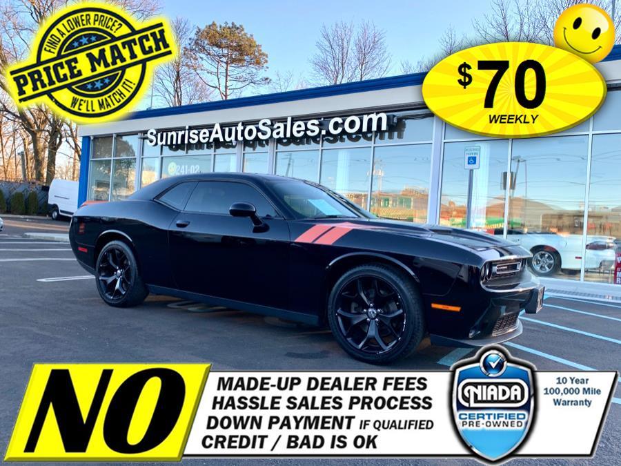 Used Dodge Challenger 2dr Cpe SXT Plus 2015 | Sunrise Auto Sales of Elmont. Elmont, New York
