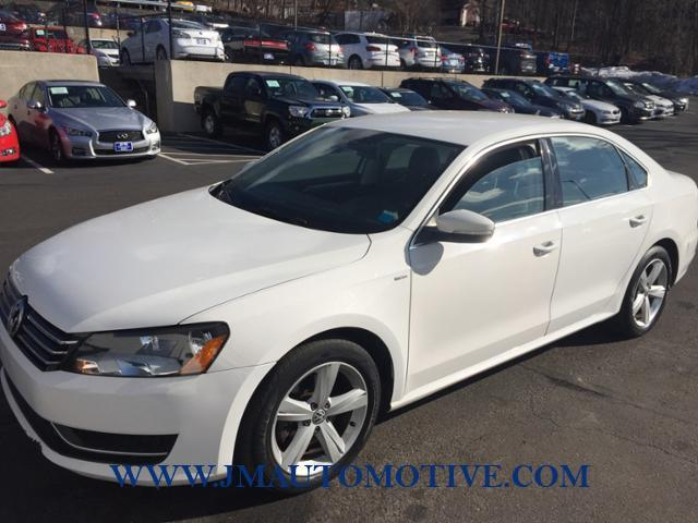 Used 2014 Volkswagen Passat in Naugatuck, Connecticut | J&M Automotive Sls&Svc LLC. Naugatuck, Connecticut