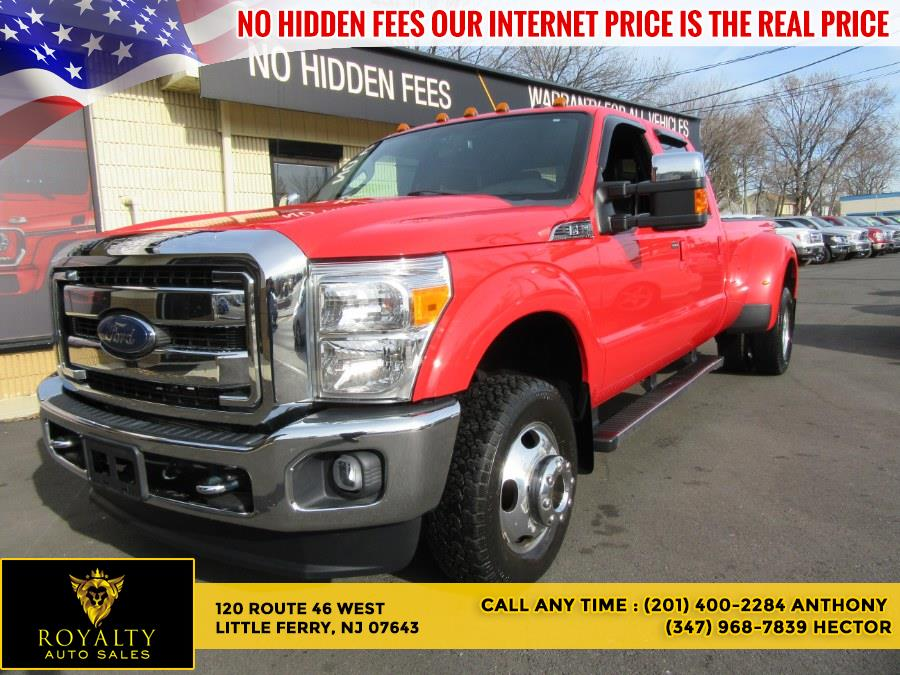 Used 2016 Ford Super Duty F-350 DRW in Little Ferry, New Jersey | Royalty Auto Sales. Little Ferry, New Jersey