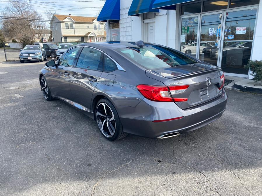 Used Honda Accord Sedan Sport 1.5T CVT 2018 | Rite Cars, Inc. Lindenhurst, New York