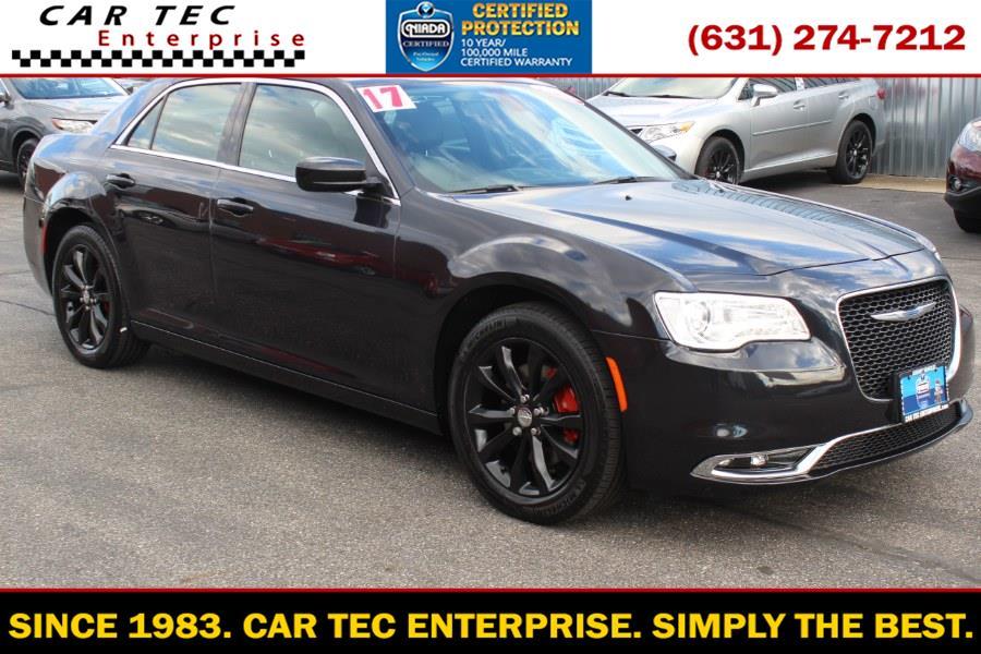 Used 2017 Chrysler 300 in Deer Park, New York   Car Tec Enterprise Leasing & Sales LLC. Deer Park, New York