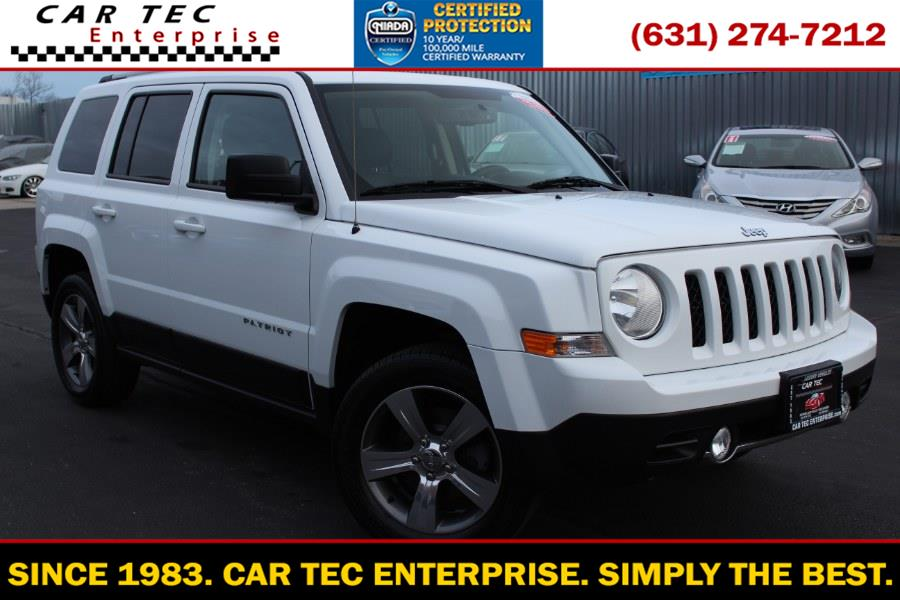 Used 2017 Jeep Patriot in Deer Park, New York | Car Tec Enterprise Leasing & Sales LLC. Deer Park, New York
