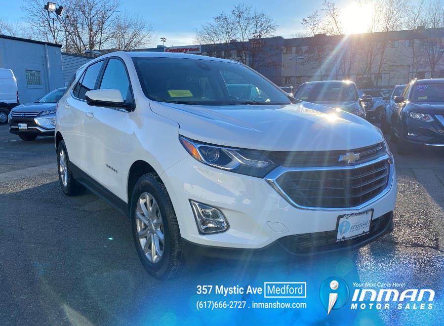 Used 2021 Chevrolet Equinox in Medford, Massachusetts | Inman Motors Sales. Medford, Massachusetts