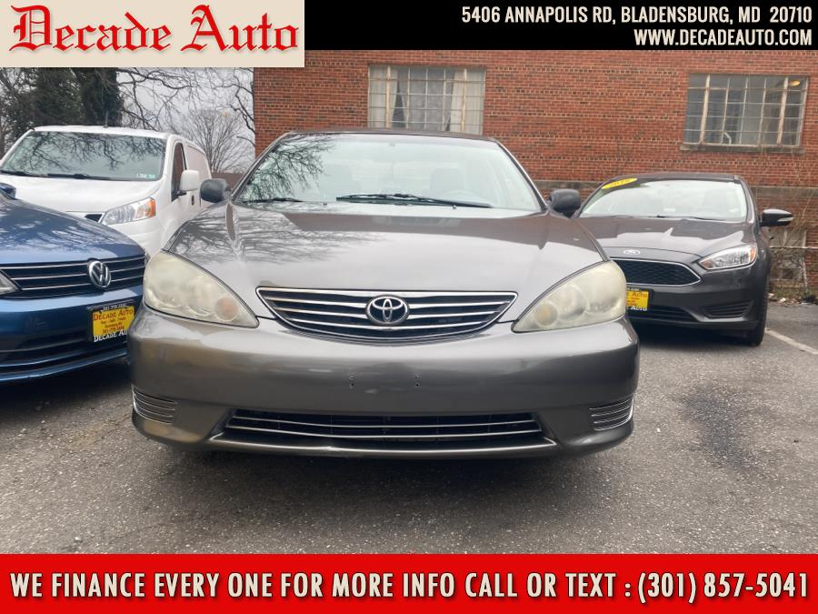 Used 2005 Toyota Camry in Bladensburg, Maryland | Decade Auto. Bladensburg, Maryland