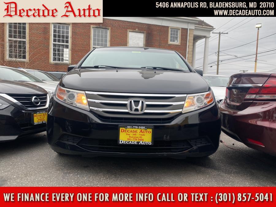 Used 2012 Honda Odyssey in Bladensburg, Maryland | Decade Auto. Bladensburg, Maryland