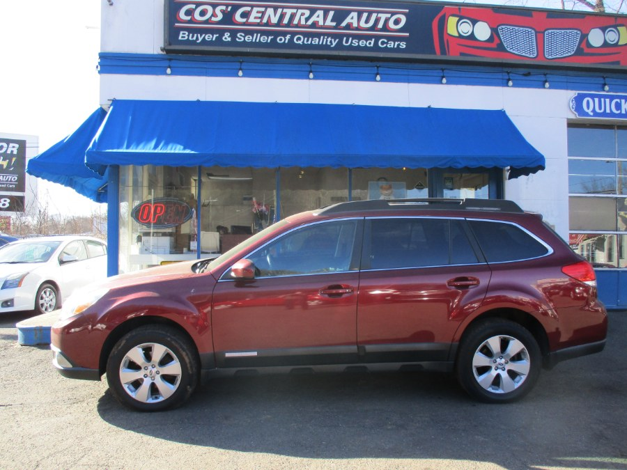 Used Subaru Outback 4dr Wgn H4 Auto 2.5i Limited 2012 | Cos Central Auto. Meriden, Connecticut