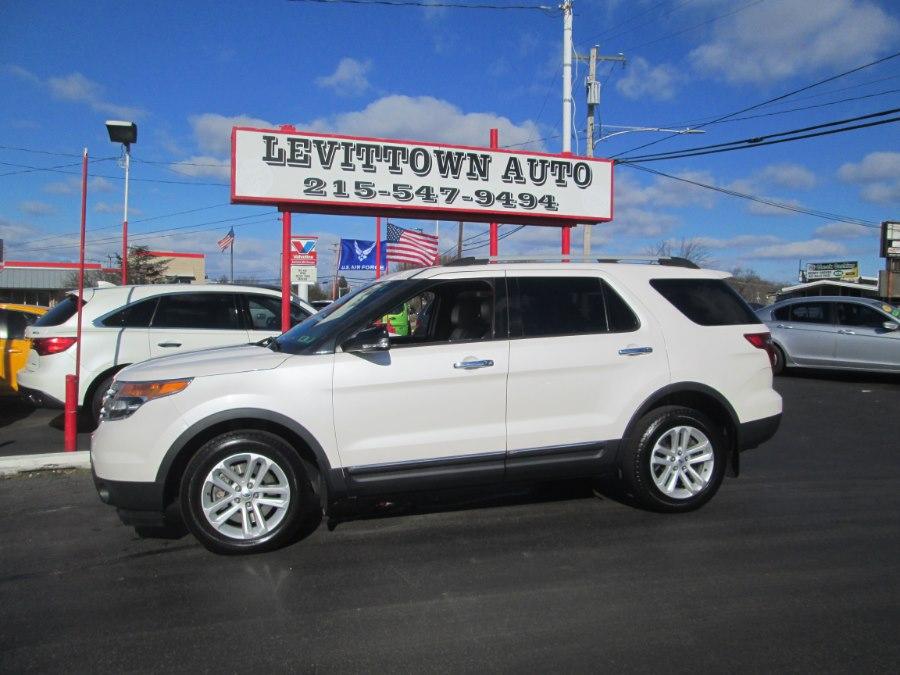 Used Ford Explorer 4WD 4dr XLT 2014 | Levittown Auto. Levittown, Pennsylvania