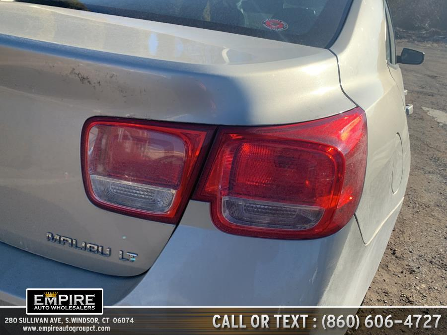 Used Chevrolet Malibu 4dr Sdn LT w/1LT 2013   Empire Auto Wholesalers. S.Windsor, Connecticut