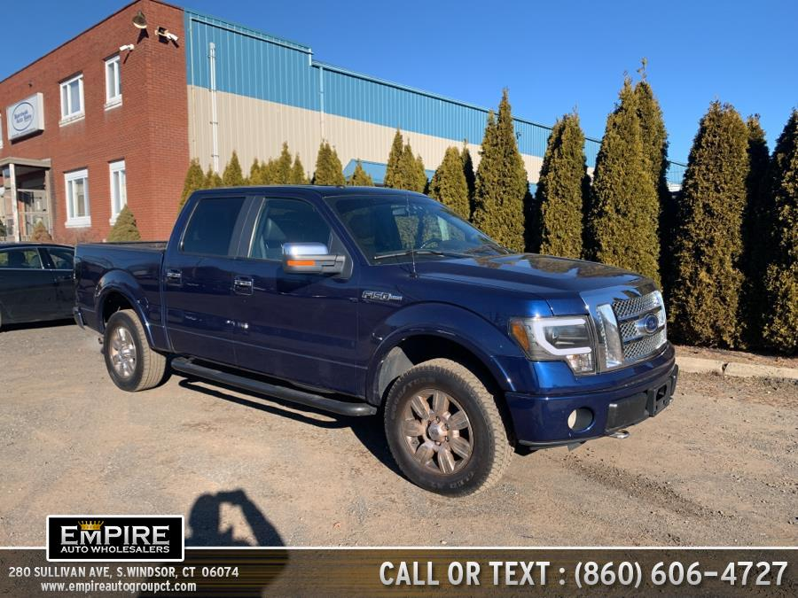 Used 2010 Ford F-150 in S.Windsor, Connecticut | Empire Auto Wholesalers. S.Windsor, Connecticut