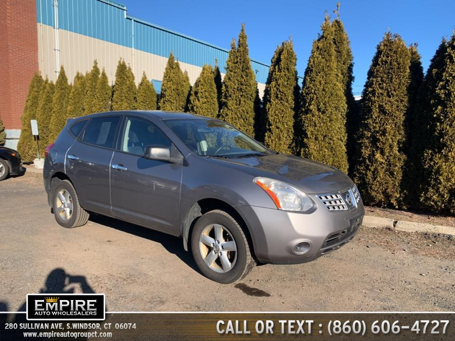 Used Nissan Rogue AWD 4dr S 2010 | Empire Auto Wholesalers. S.Windsor, Connecticut