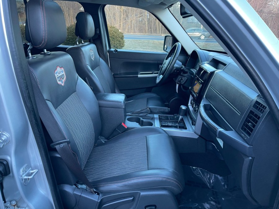 Used Jeep Liberty 4WD Sport  Arctic Edition Leather & Navi Sunroof 2012 | Toro Auto. East Windsor, Connecticut