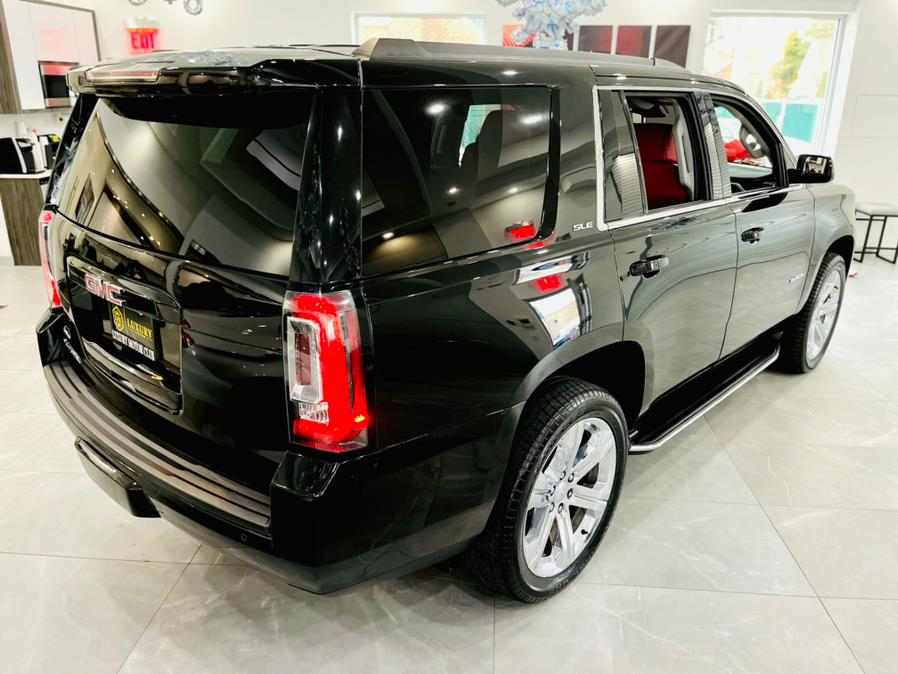 Used GMC Yukon 4WD 4dr SLE 2017 | Luxury Motor Club. Franklin Square, New York