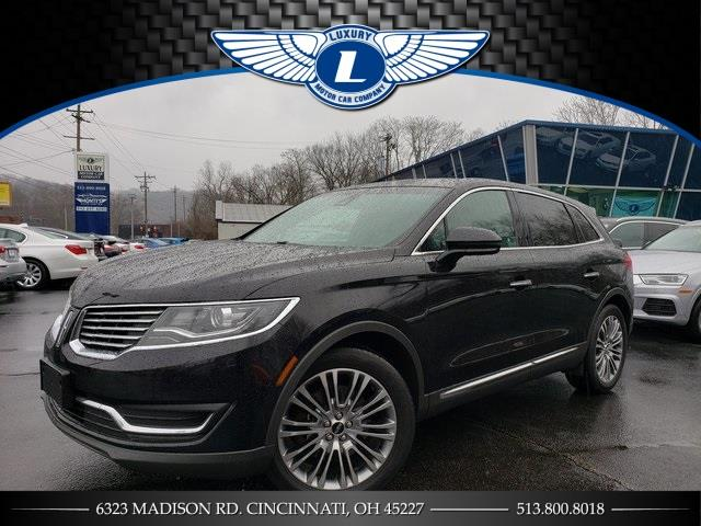 Used 2016 Lincoln Mkx in Cincinnati, Ohio | Luxury Motor Car Company. Cincinnati, Ohio