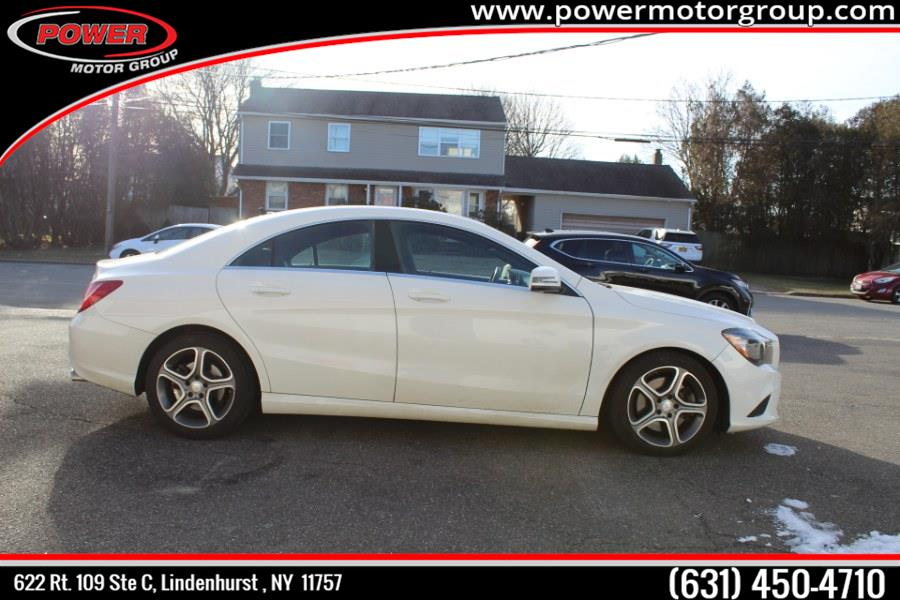 Used Mercedes-Benz CLA-Class 4dr Sdn CLA250 4MATIC 2014 | Power Motor Group. Lindenhurst , New York