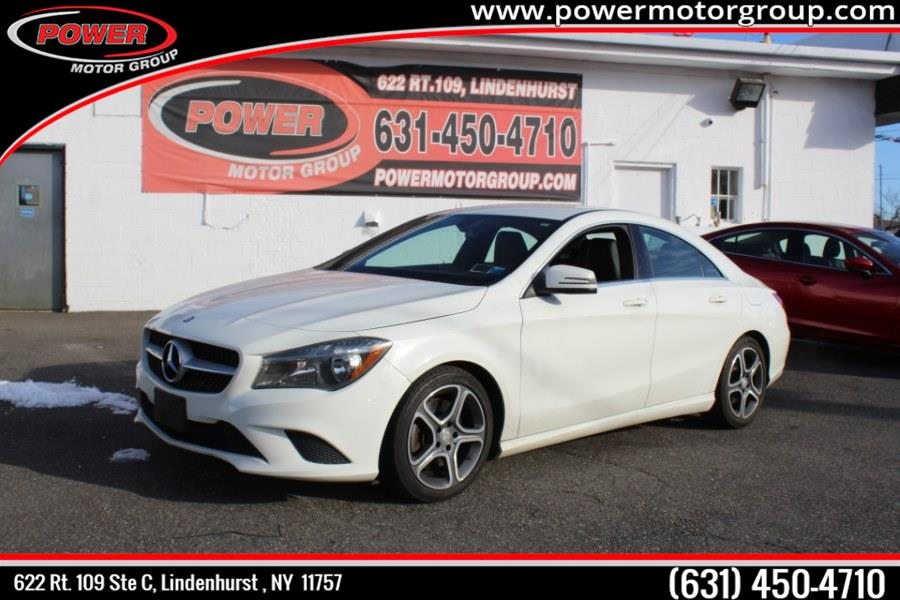 Used 2014 Mercedes-Benz CLA-Class in Lindenhurst , New York | Power Motor Group. Lindenhurst , New York