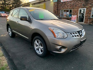 Used Nissan Rogue AWD 4dr SV 2011 | JEM Systems Inc.. Berlin, Connecticut
