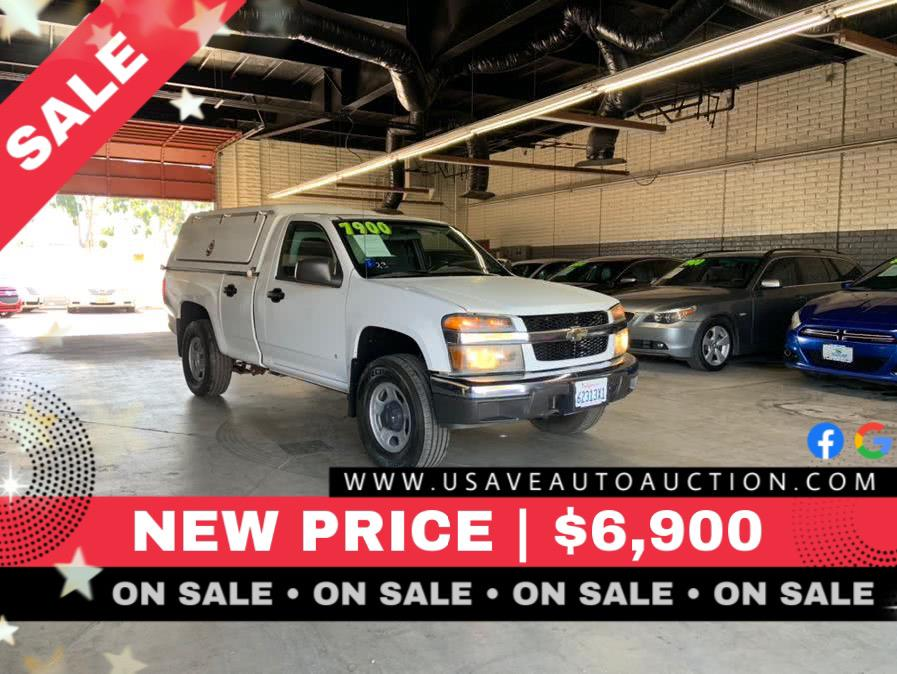 Used 2009 Chevrolet Colorado in Garden Grove, California | U Save Auto Auction. Garden Grove, California