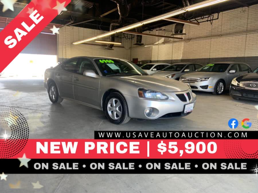 Used 2007 Pontiac Grand Prix in Garden Grove, California | U Save Auto Auction. Garden Grove, California
