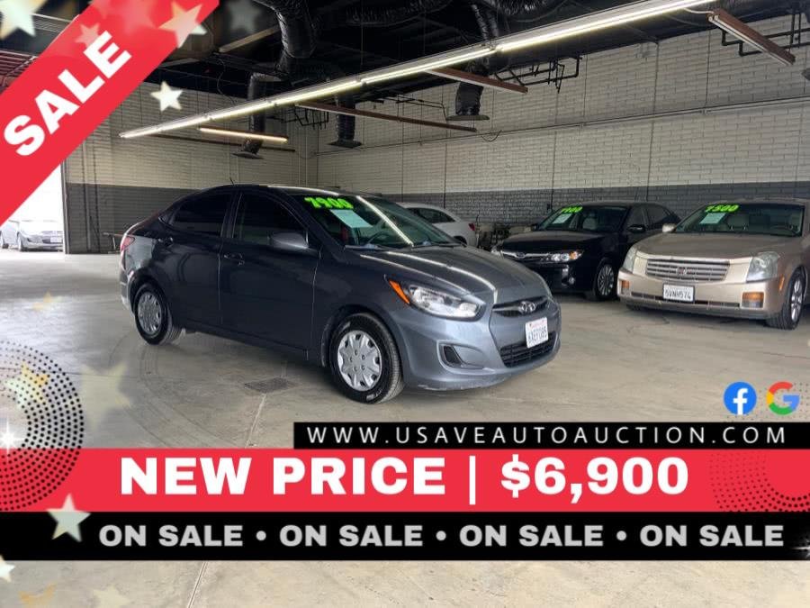 Used 2013 Hyundai Accent in Garden Grove, California | U Save Auto Auction. Garden Grove, California
