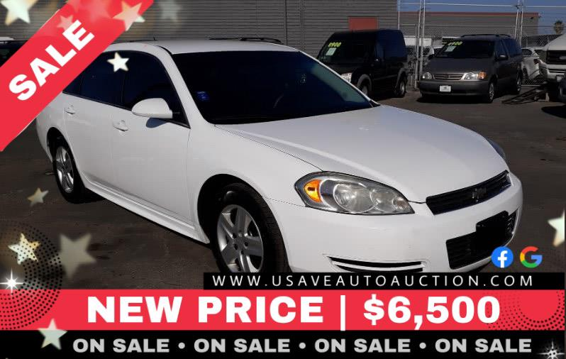 Used 2010 Chevrolet Impala in Garden Grove, California | U Save Auto Auction. Garden Grove, California