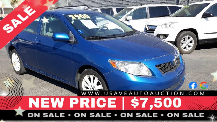 Used 2010 Toyota Corolla in Garden Grove, California | U Save Auto Auction. Garden Grove, California