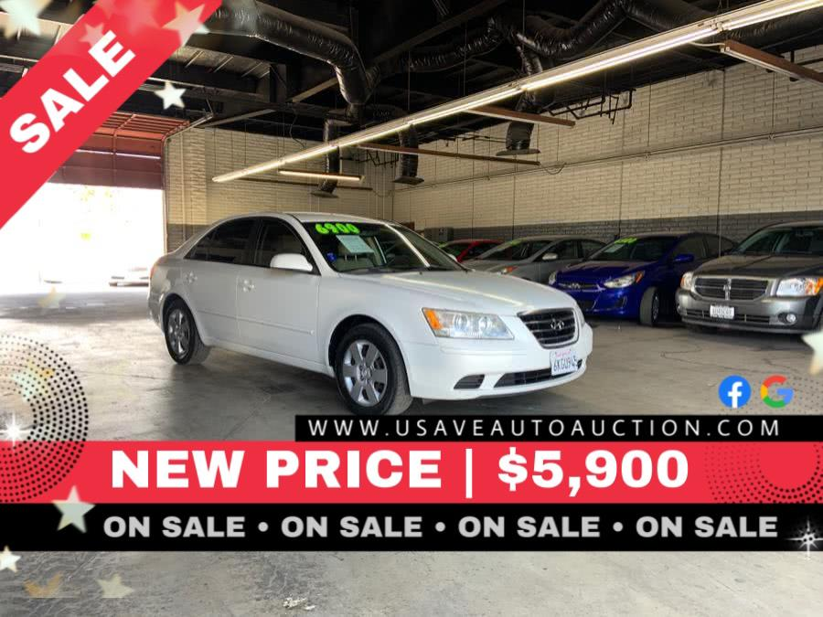 Used 2009 Hyundai Sonata in Garden Grove, California | U Save Auto Auction. Garden Grove, California