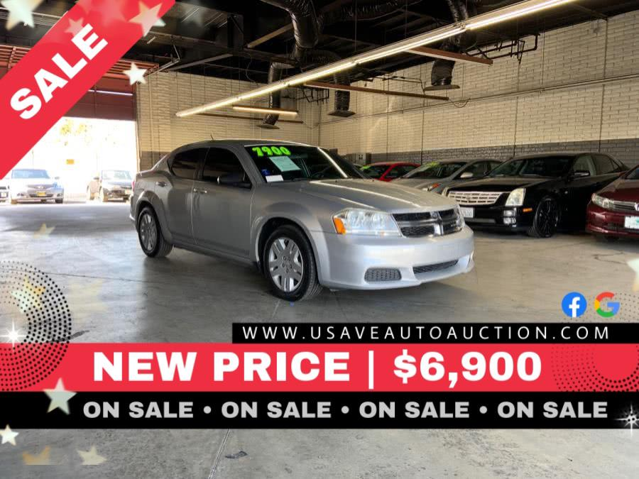 Used 2011 Dodge Avenger in Garden Grove, California | U Save Auto Auction. Garden Grove, California