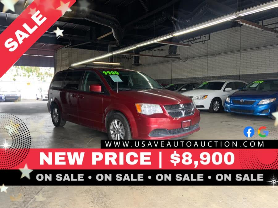 Used Dodge Grand Caravan 4dr Wgn SXT 2014 | U Save Auto Auction. Garden Grove, California