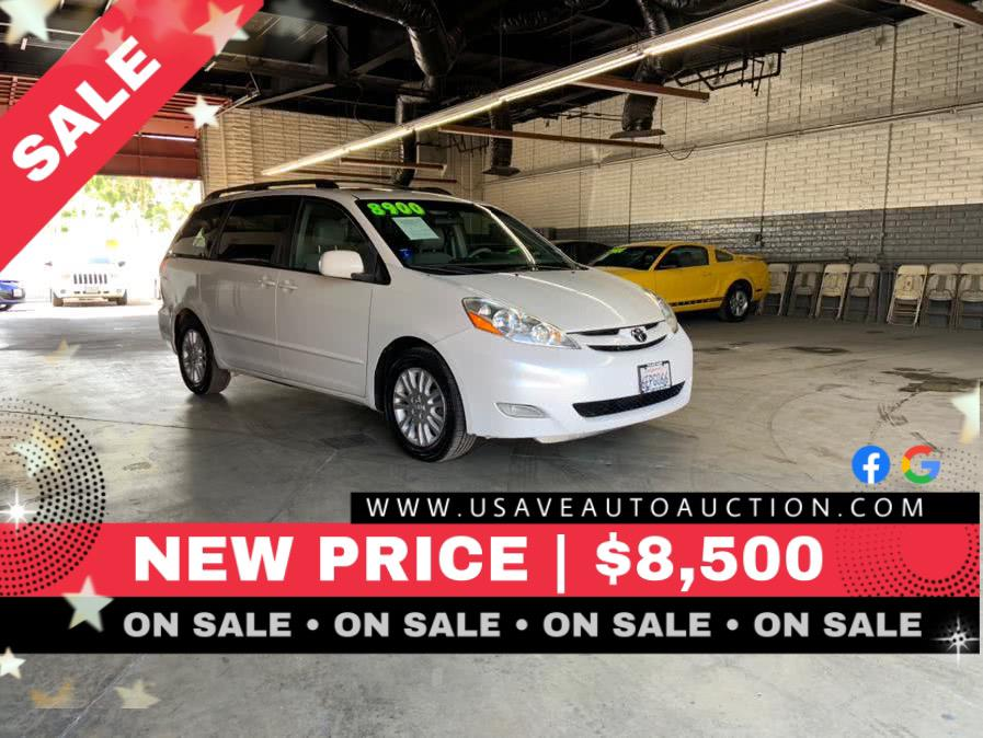 Used 2008 Toyota Sienna in Garden Grove, California | U Save Auto Auction. Garden Grove, California