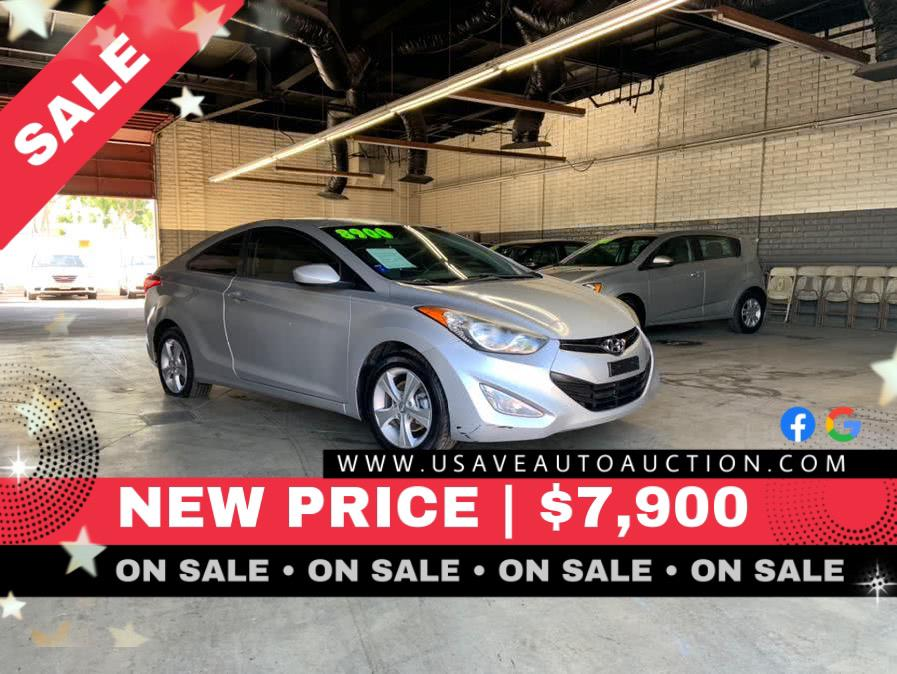 Used 2013 Hyundai Elantra Coupe in Garden Grove, California | U Save Auto Auction. Garden Grove, California