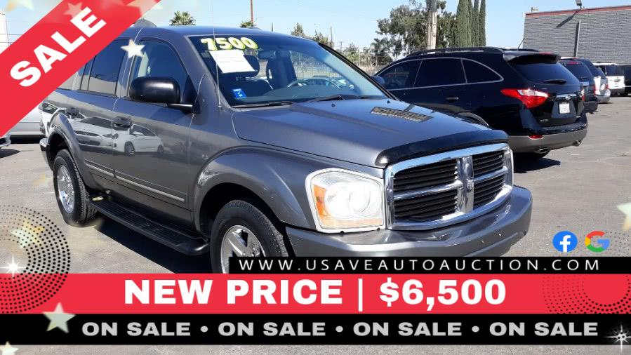 Used 2005 Dodge Durango in Garden Grove, California | U Save Auto Auction. Garden Grove, California