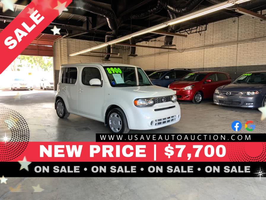 Used 2011 Nissan cube in Garden Grove, California | U Save Auto Auction. Garden Grove, California