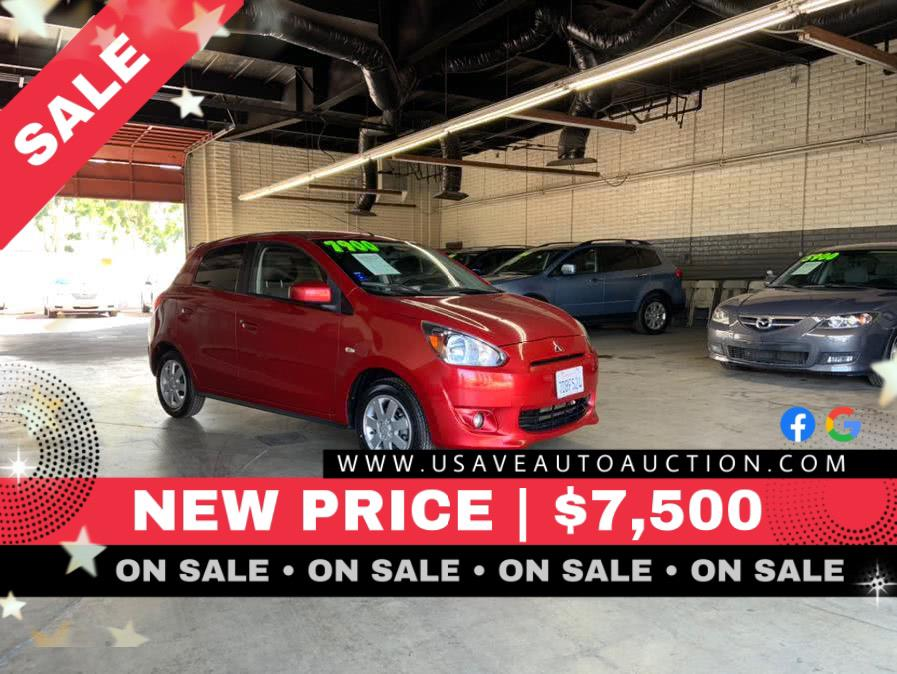 Used 2014 Mitsubishi Mirage in Garden Grove, California | U Save Auto Auction. Garden Grove, California