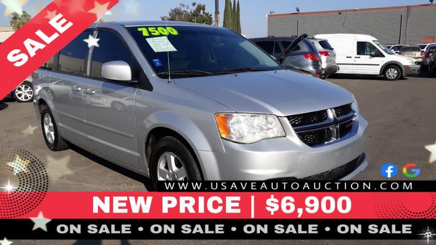 Used 2012 Dodge Grand Caravan in Garden Grove, California | U Save Auto Auction. Garden Grove, California