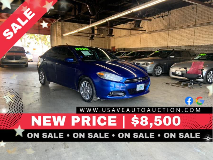 Used 2013 Dodge Dart in Garden Grove, California | U Save Auto Auction. Garden Grove, California