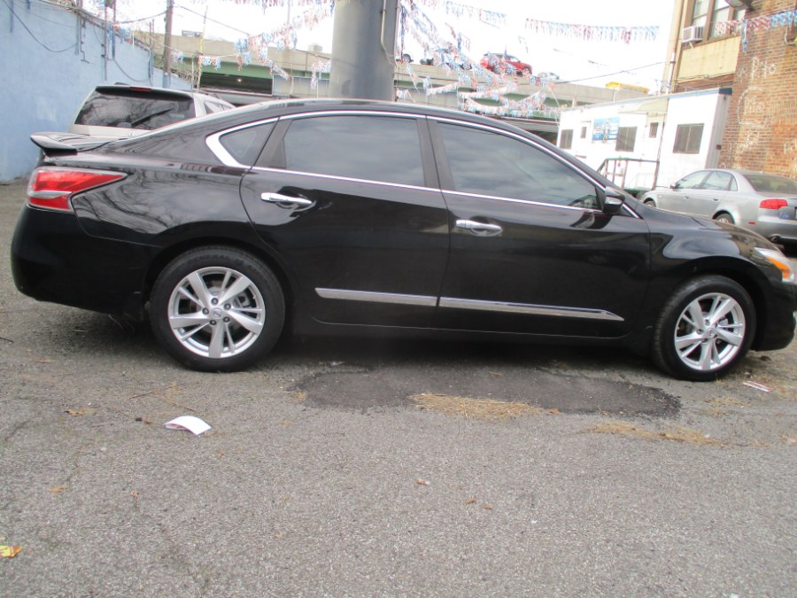 Used Nissan Altima 4dr Sdn I4 2.5 S 2015 | Prestige Motor Sales Inc. Brooklyn, New York