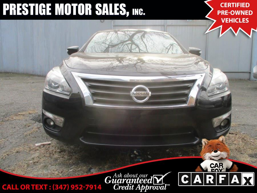 Used 2015 Nissan Altima in Brooklyn, New York | Prestige Motor Sales Inc. Brooklyn, New York