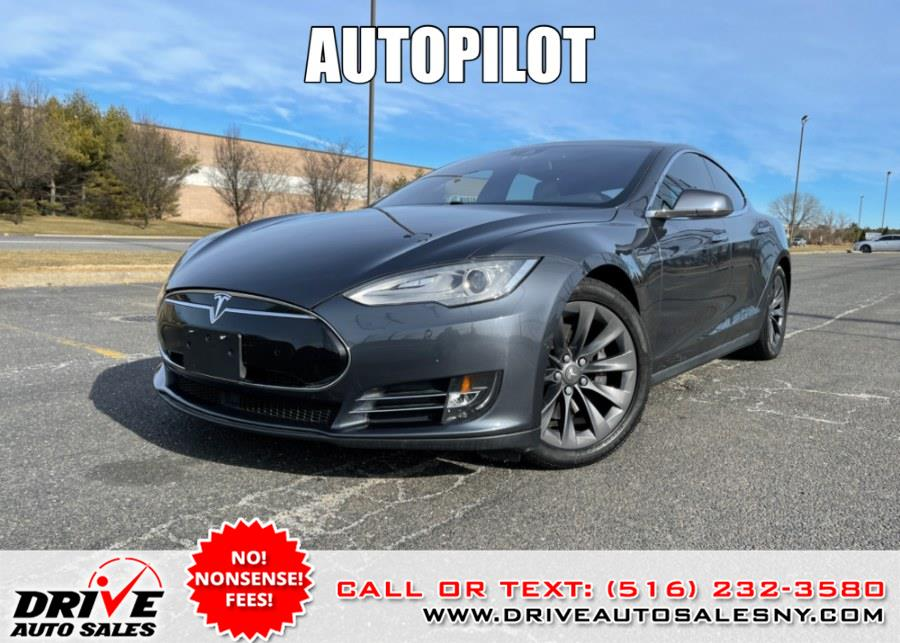 Used 2016 Tesla Model S in Bayshore, New York | Drive Auto Sales. Bayshore, New York