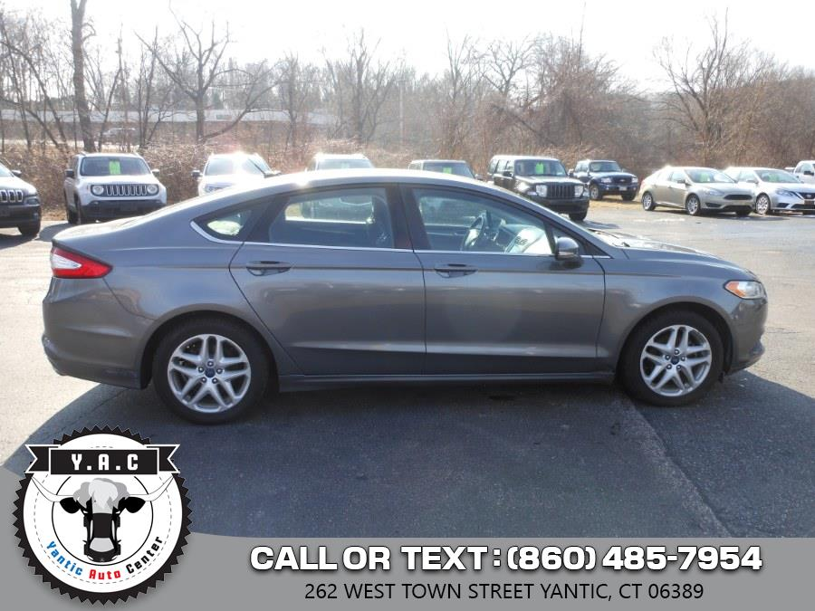 Used Ford Fusion 4dr Sdn SE FWD 2014 | Yantic Auto Center. Yantic, Connecticut
