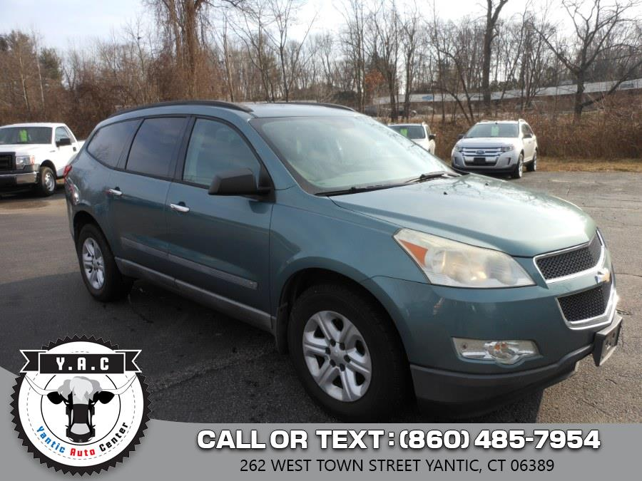 Used 2009 Chevrolet Traverse in Yantic, Connecticut | Yantic Auto Center. Yantic, Connecticut