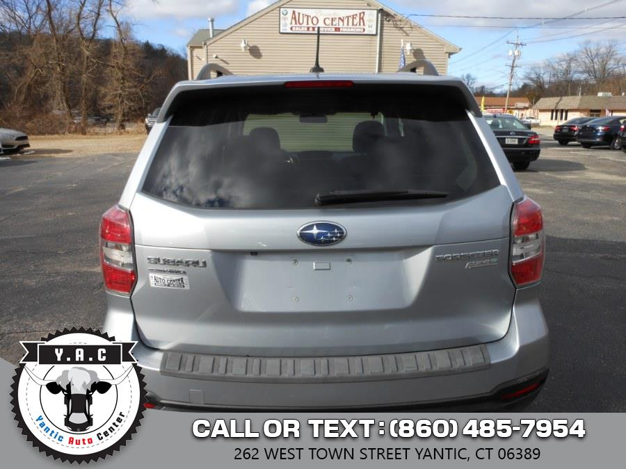 Used Subaru Forester 4dr Auto 2.5i Limited PZEV 2014 | Yantic Auto Center. Yantic, Connecticut