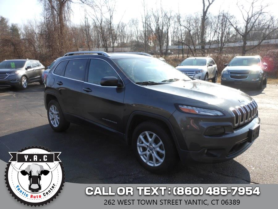 Used 2016 Jeep Cherokee in Yantic, Connecticut | Yantic Auto Center. Yantic, Connecticut