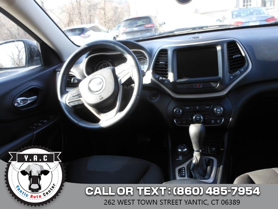 Used Jeep Cherokee 4WD 4dr Latitude 2016 | Yantic Auto Center. Yantic, Connecticut