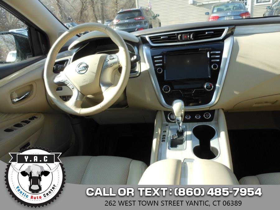 Used Nissan Murano AWD 4dr SV 2015 | Yantic Auto Center. Yantic, Connecticut