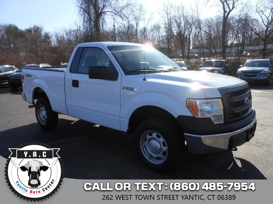 Used 2014 Ford F-150 in Yantic, Connecticut | Yantic Auto Center. Yantic, Connecticut